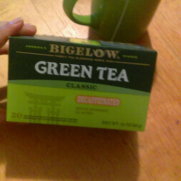 Photo uploaded to Bigelow Green Tea with Lemon by Leorys T.