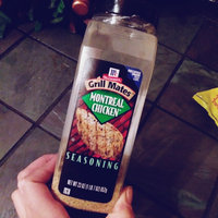 McCormick® Grill Mates® Montreal Chicken Seasoning uploaded by Denise R.