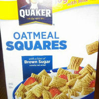Quaker® Oatmeal Squares Brown Sugar uploaded by mercedes m.