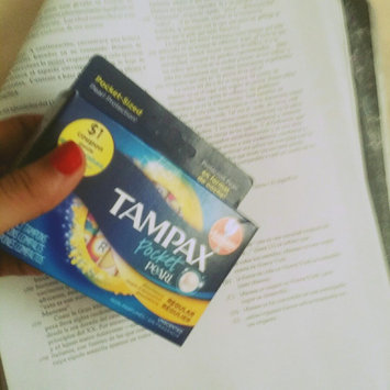 Photo of Tampax Pocket Pearl Regular uploaded by Evanji Kaurys D.
