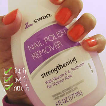 Photo of Up & up Strengthening Nail Polish Remover uploaded by Adriana M.