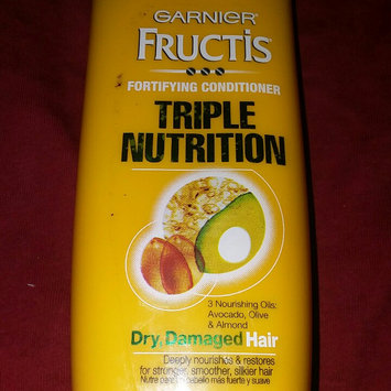 Photo of Garnier Fructis Triple Nutrition Conditioner uploaded by Chelsea C.