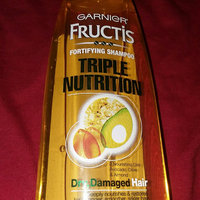 Garnier Fructis Haircare Triple Nutrition Extra Nourishing Cream Fortifying Shampoo uploaded by Chelsea C.