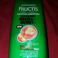 Garnier Fructis Sleek & Shine Brazilian Smooth Conditioner uploaded by Chelsea C.