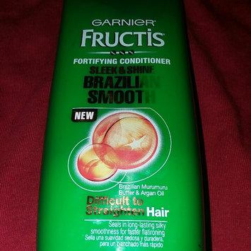 Photo of Garnier Fructis Sleek & Shine Brazilian Smooth Conditioner uploaded by Chelsea C.