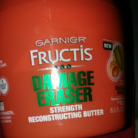 Garnier Skin and Hair Care Fructis Damage Eraser Strength Reconstructing Butter Hair Mask for Distressed and Damaged Hair uploaded by Chelsea C.