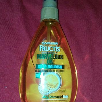 Photo of Garnier Fructis Marvelous Oil Deep Nourish uploaded by Chelsea C.