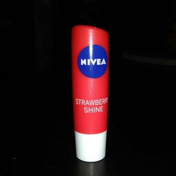 Photo of NIVEA Fruity Shine Strawberry Lip Balm uploaded by Garvita K.