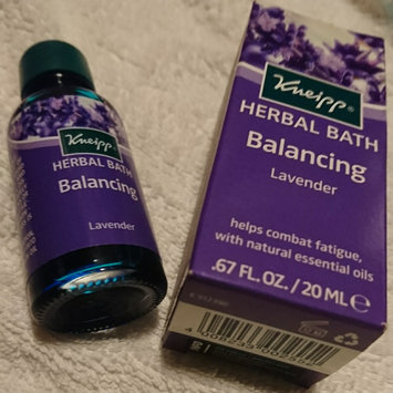 Photo of Kneipp Lavender Herbal Bath uploaded by Mann S.
