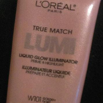 Photo of L'Oréal® Paris True Match Lumi Liquid Glow Illuminator W101 Golden Tube uploaded by Trudy L.
