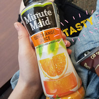 Minute Maid® 100% Premium Original Orange Juice with Calcium & Vitamin D uploaded by Wilhelmina🌹 M.