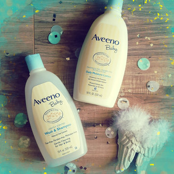 Photo of AVEENO® Baby Daily Moisture Lotion uploaded by Leiny G.