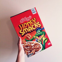Kellogg's Honey Smacks Sweeted Puffed Wheat Cereal uploaded by Amber M.