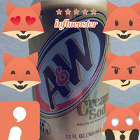 A&W Cream Soda with Aged Vanilla - 12 PK uploaded by Influenster M.