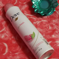 Dove Anti Antiperspirant Go Fresh Pomegranate & lemon Verbena Scent (1 Can) uploaded by crystal g.