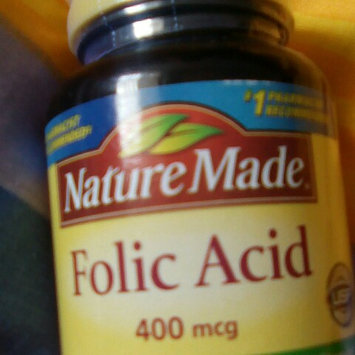Photo of Nature Made Folic Acid uploaded by Lear-39393 Maria de los Angeles N.