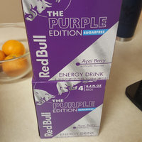 Red Bull Purple Edition Sugarfree Energy Drink uploaded by Gabe P.