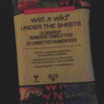 Wet N Wild Makeup Remover Towelettes uploaded by Areli S.
