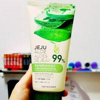 The Face Shop - Fresh Jeju Aloe Smoothing Gel 300ml 300ml uploaded by Siny U.