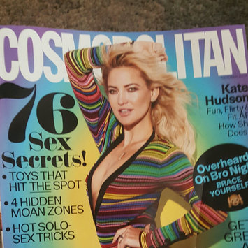 Cosmopolitan  Magazine uploaded by Bethany L.
