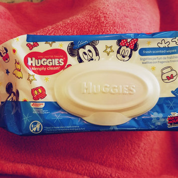 Photo of Huggies® Simply Clean Fresh Baby Wipes uploaded by Sara T.