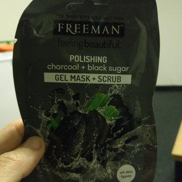 Photo of Freeman Beauty Feeling Beautiful™ Charcoal & Black Sugar Polishing Mask uploaded by jessica z.