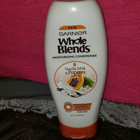 Garnier Whole Blends™ Vanilla Milk & Papaya Extracts Moisturizing Conditoiner uploaded by Carrie B.