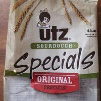 Utz Sourdough Specials Pretzels uploaded by Tammy M.