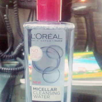 Photo of L'Oréal Paris Micellar Cleansing Water Complete Cleanser - Normal To Dry Skin uploaded by Angelica C.