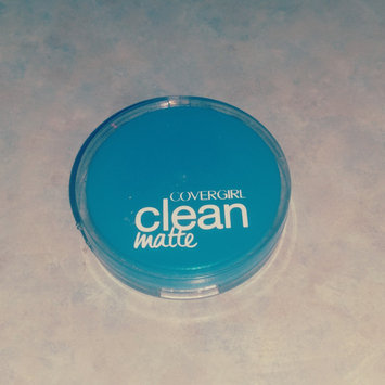 Photo of COVERGIRL Clean Matte Pressed Powder uploaded by Brooke B.