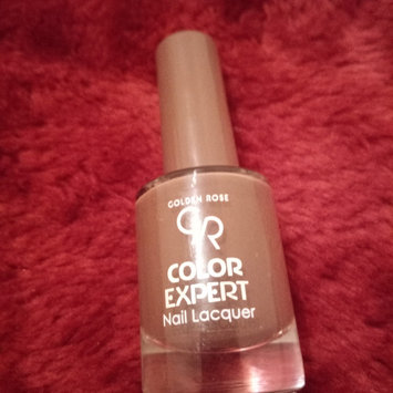 Photo of Golden Rose Color Expert Nail Lacquer - 09 - Pale Chestnut uploaded by Asma M.