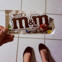 M&M'S® White Chocolate Candy uploaded by Amber M.