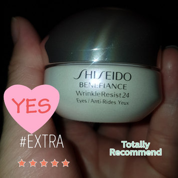 Shiseido Benefiance Wrinkle Resist24 Intensive Eye Contour Cream for Unisex uploaded by Sanja L.
