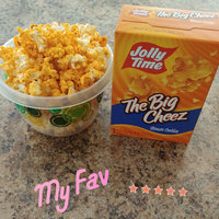 Jolly Time Microwave Popcorn, The Big Cheez, 3 - 3.5 oz bags uploaded by Melissa B.
