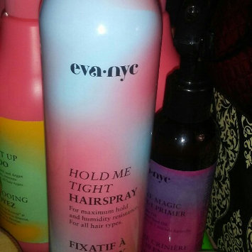 Photo of Eva NYC Hold Me Tight Hairspray, For Maximum Hold, 10 fl oz uploaded by Ana M.