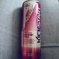 Mountain Dew® Kickstart™ Energizing Raspberry Citrus Sparkling Juice Beverage Energy Drink uploaded by Madison L.