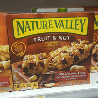 Nature Valley™ Fruit & Nut Bars Dark Chocolate Cherry uploaded by Angelica C.