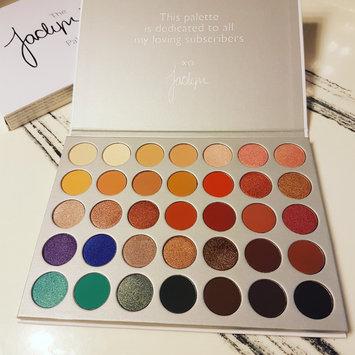 Photo of Morphe x Jaclyn Hill Eyeshadow Palette uploaded by Erin L.