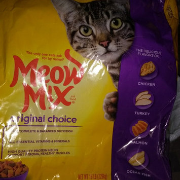 Photo of Meow Mix Original Choice Cat Food uploaded by Melinda V.