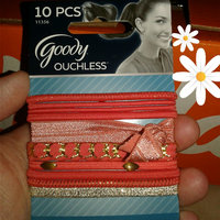 Goody Products Inc. Ouchless Designer Series Tiebacks, Coral, 10 CT uploaded by Amy E.
