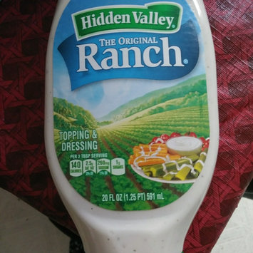 Hidden Valley® Original Ranch® Dressing uploaded by Cayla H.