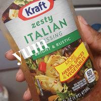 Kraft Zesty Italian Dressing Bright & Rustic uploaded by Tawona B.