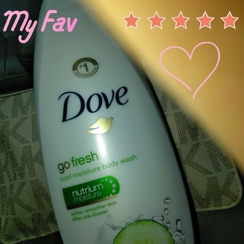 Photo of Dove Go Fresh Cool Moisture Cucumber & Green Tea Body Wash uploaded by Donna C.