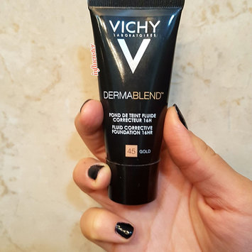 Photo of Vichy Dermablend Fluid Corrective Foundation Nude 25 uploaded by Michela C.