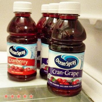 Photo of Ocean Spray Cran Grape Grape Cranberry Juice Drink uploaded by Tish C.