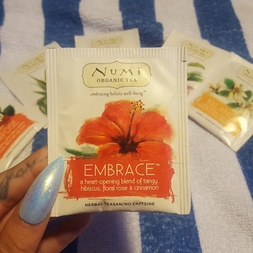 Photo of Numi Organic Tea Holistic Herbal Teasan Embrace uploaded by Carla G.