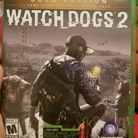 Ubisoft Watch Dogs 2 Gold Edition XBox One [XB1] uploaded by Shakeia R.