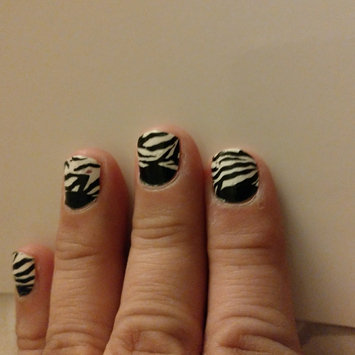 Photo of Sally Hansen® Salon Effects Real Nail Polish Strips uploaded by Jannet N.