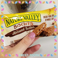 Nature Valley™ Almond Butter Biscuit Sandwiches uploaded by Katherine S.