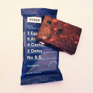 Photo of Rxbar Blueberry Protein Bar, 1.83 Ounce. (Pack of 12) uploaded by Amber M.